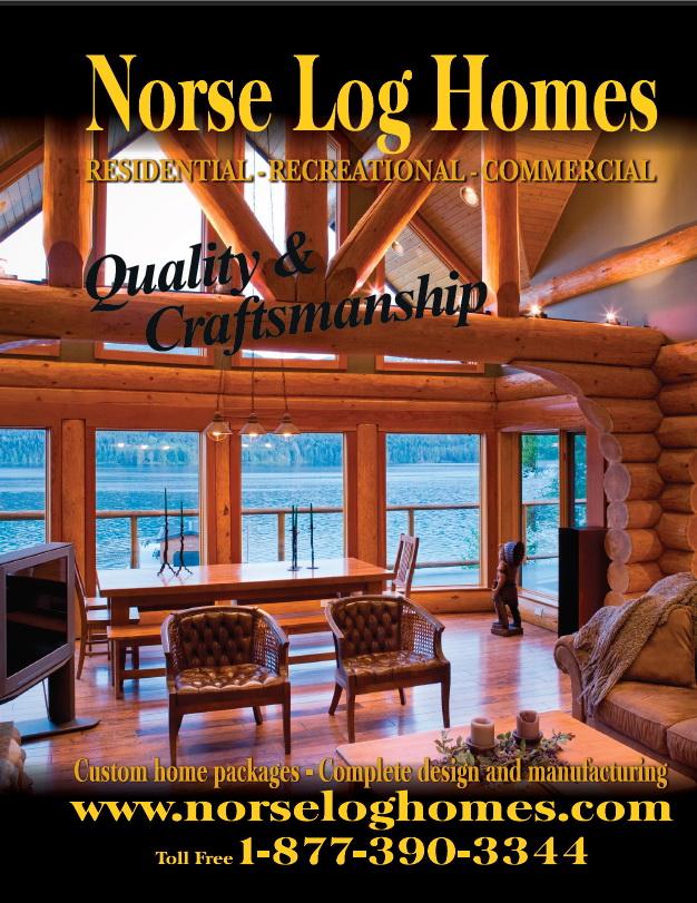 Catalog Custom Log Homes Home